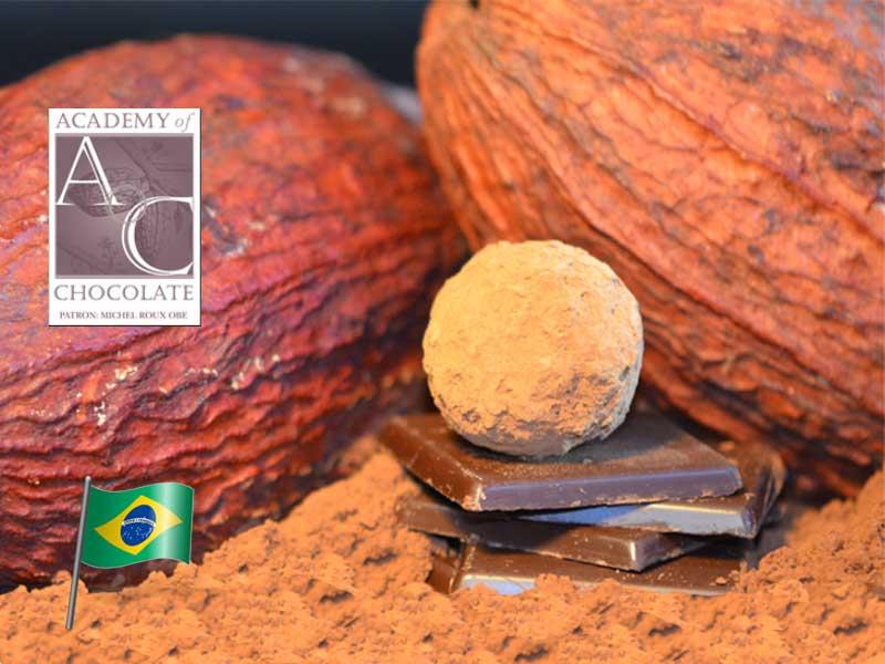 Brasil premiado no Choclate Academy Awards