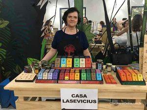 Casa Lasevicius na Bean to Bar Chocolate Week 2018