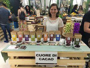 Cuore de Cacao na Bean to Bar Chocolate Week 2018