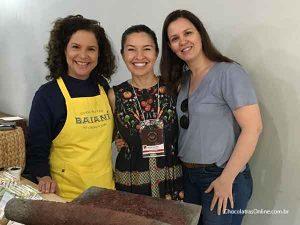 Juliana, Arcelia e Zelia