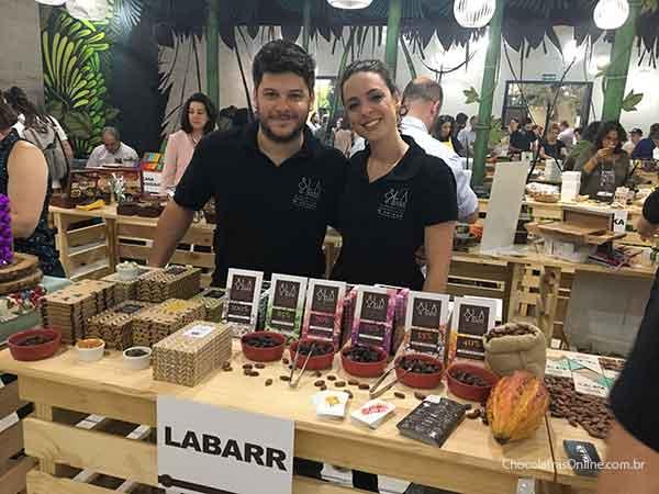 Labarr na Bean to Bar Chocolate Week 2018