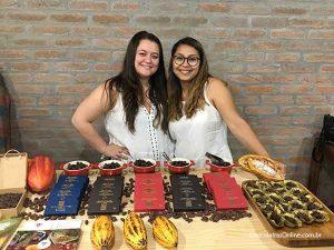 Luisa Abram na Bean to Bar Chocolate Week 2018
