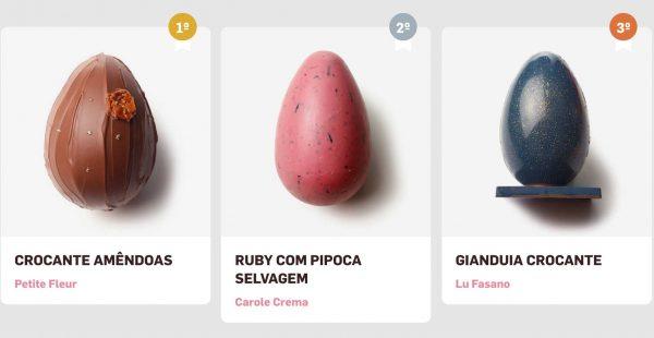 Páscoa 2019 - Paladar - chocolate crocante
