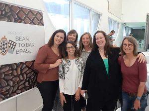 Zelia, Hazel, Claudia, Ruth, Karen e Maya