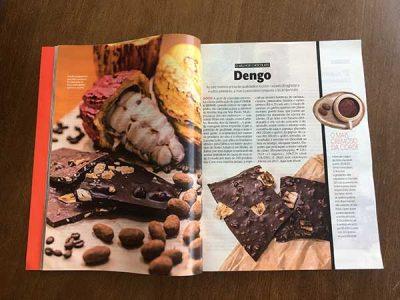 Veja SP 2019 melhores chocolates Dengo