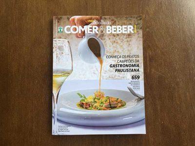revista Veja SP 2019-2020
