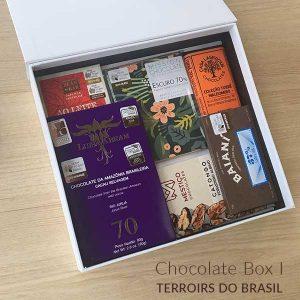 Chocolate Box I - barras