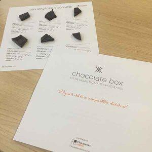 material da Chocolate Box