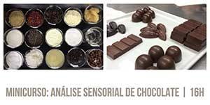 Castelli mini curso análise sensorial de chocolate 2020