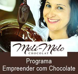 curso online Meli Melo de chocolataria - Patricia Venturini