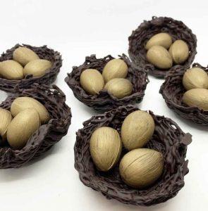 Baiani - ninho de ovos