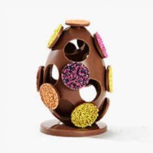 Chocolat du Jour Ovo Colorê