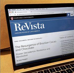 ReVista Harvard Review of Latin America