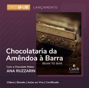 Castelli curso on-line bean to bar