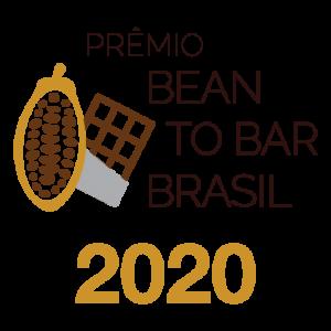 Prêmio Bean to Bar Brasil 2020 - logo