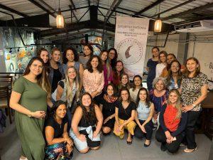 Grupo Mulheres do Chocolate - encontro em SP março/2020