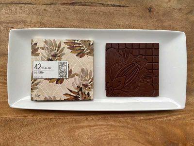 Ambar chocolate ao leite 42% cacau