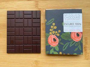 Chocolate 100% cacau: Mission Chocolate