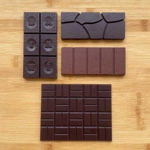 Chocolate 100% cacau: Baianí, Mission Chocolate, Raros e Casa Lasevicius