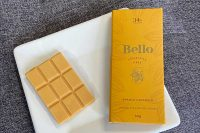 Bello chocolates - barra chocolate branco