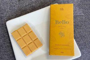 Bello chocolates - barra chocolate branco
