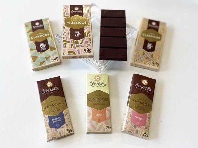 Benevides Chocolates - barras