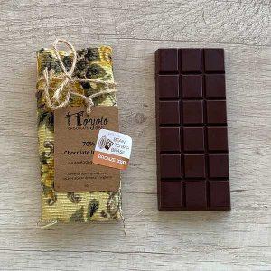 Monjolo - chocolate 70% cacau