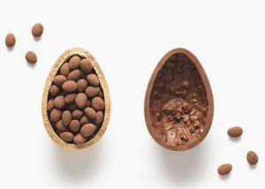 Chocolat du Jour -chocoamandes
