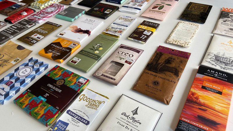 chocolates premiados